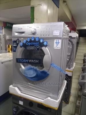 Scanfrost 6kg Front Loader Automatic Washing Machine   Home Appliances for sale in Lagos State, Ikeja