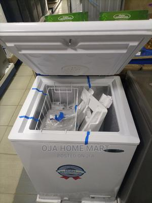 Haier Thermocool Freezer Chest Sml 100litres R6 Wht   Kitchen Appliances for sale in Lagos State, Ikeja