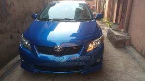 Toyota Corolla 2010 Blue   Cars for sale in Lagos State, Egbe Idimu