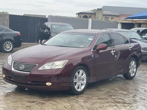 Lexus ES 2007 350 Red | Cars for sale in Lagos State, Ogba