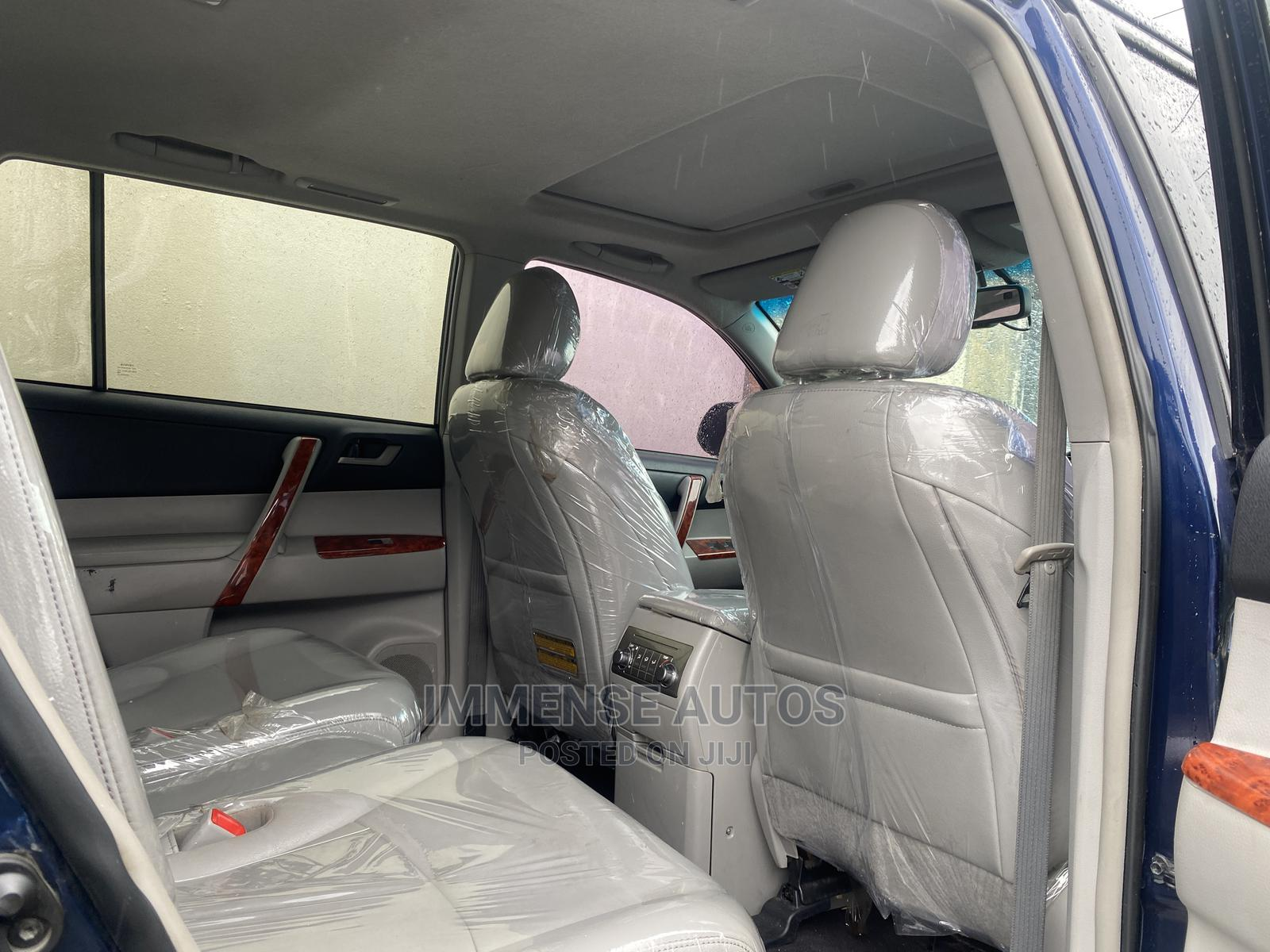 Toyota Highlander 2012 Limited Blue   Cars for sale in Lekki, Lagos State, Nigeria