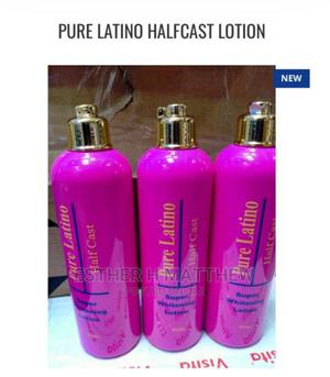 Pure Latino Half Cast Lotion   Skin Care for sale in Lagos State, Mushin