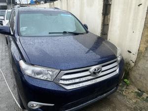Toyota Highlander 2012 Limited Blue | Cars for sale in Lagos State, Lekki