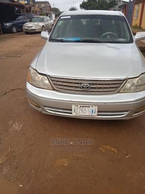 Toyota Avalon 2003 XLS W/ Bucket Seats Silver | Cars for sale in Lagos State, Alimosho