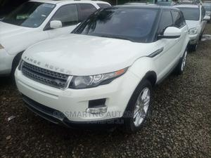 Land Rover Range Rover Evoque 2012 Dynamic White   Cars for sale in Lagos State, Ikeja