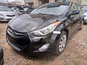 Hyundai Elantra 2012 Black | Cars for sale in Kaduna State, Kaduna / Kaduna State