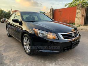 Honda Accord 2009 2.0 I-Vtec Black   Cars for sale in Lagos State, Ikeja