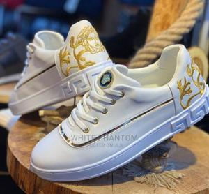 Versace Fashion Low Top Sneakers   Shoes for sale in Lagos State, Ogudu