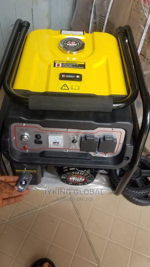 Bison Bs5200e2(Eco)R Key Start Remote Generator,4.5kva. | Electrical Equipment for sale in Lagos State, Surulere