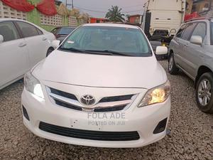 Toyota Corolla 2013 White | Cars for sale in Lagos State, Maryland