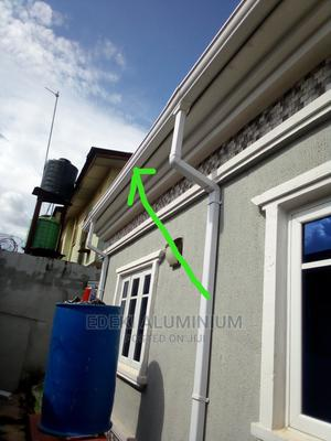 Rain Gutter Collector and Channel Pipe   Building Materials for sale in Lagos State, Alimosho