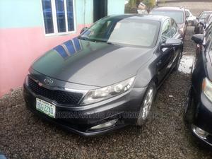 Kia Optima 2013 Gray | Cars for sale in Lagos State, Ojodu
