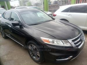 Honda Accord Crosstour 2014 EX-L W/Navigation AWD Brown | Cars for sale in Lagos State, Ikeja