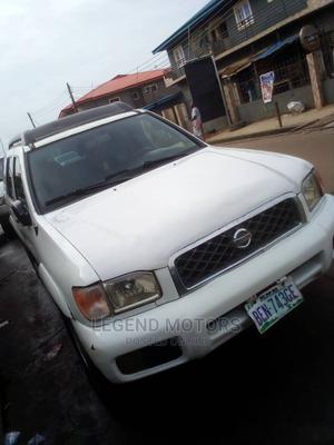 Nissan Pathfinder 2003 LE RWD SUV (3.5L 6cyl 4A) White | Cars for sale in Lagos State, Alimosho