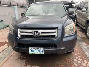 Honda Pilot 2006 EX 4x4 (3.5L 6cyl 5A) Blue | Cars for sale in Lagos State, Ajah