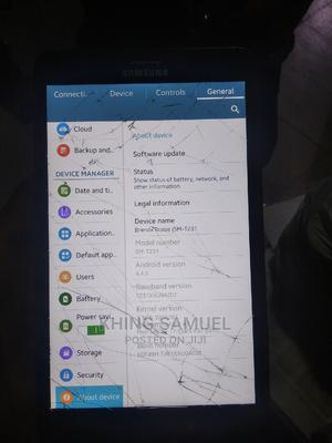 Samsung Galaxy Tab 4 7.0 8 GB Black | Tablets for sale in Imo State, Owerri
