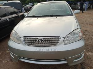 Toyota Corolla 2004 Silver | Cars for sale in Abuja (FCT) State, Gudu