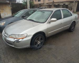 Honda Accord 2000 Coupe Silver   Cars for sale in Lagos State, Ojota