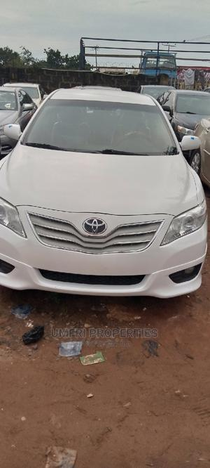 Toyota Camry 2010 White | Cars for sale in Edo State, Benin City
