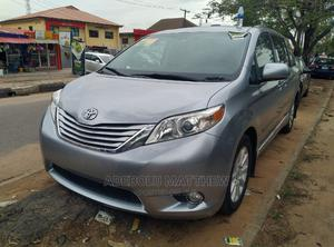 Toyota Sienna 2012 Limited 7 Passenger Silver | Cars for sale in Lagos State, Ikeja
