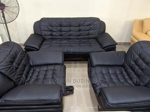 Quality Leather Sofa by 7 Seater   Furniture for sale in Lagos State, Lekki