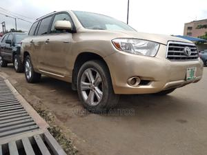 Toyota Highlander 2008 Limited Gold | Cars for sale in Lagos State, Ikeja