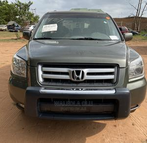 Honda Pilot 2006 LX 4x4 (3.5L 6cyl 5A) Gray | Cars for sale in Lagos State, Agege