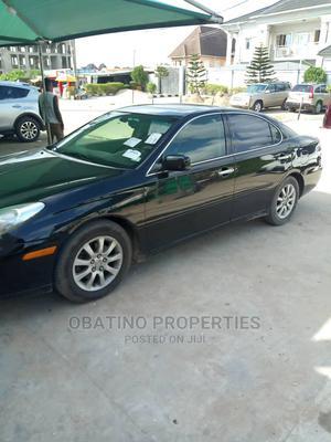 Lexus ES 2002 300 Black | Cars for sale in Lagos State, Amuwo-Odofin