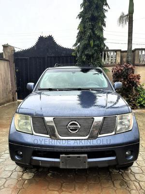 Nissan Xterra 2006 X Blue   Cars for sale in Ogun State, Obafemi-Owode