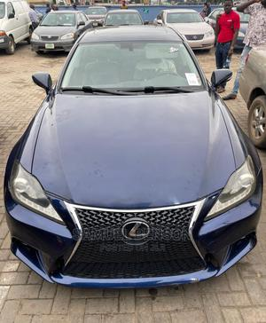 Lexus IS 2012 250 Blue   Cars for sale in Lagos State, Abule Egba