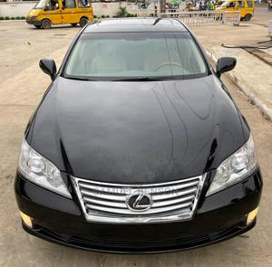 Lexus ES 2010 350 Black   Cars for sale in Lagos State, Abule Egba