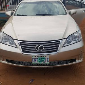 Lexus ES 2012 350 Gold | Cars for sale in Delta State, Oshimili South