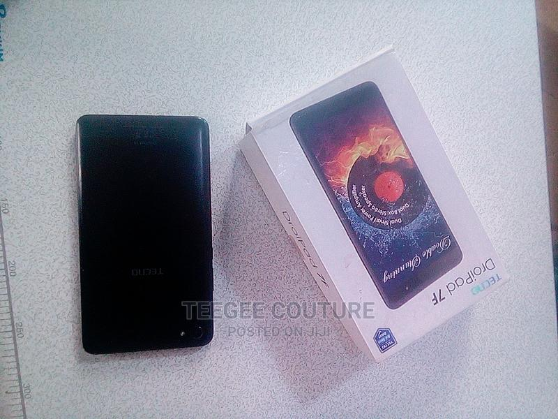 Archive: Tecno DroiPad 7F 16 GB Black