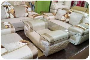Exquisite Set of Sofa With Center Table   Furniture for sale in Lagos State, Ikeja