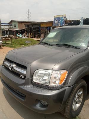 Toyota Sequoia 2006 Gray | Cars for sale in Lagos State, Ikorodu