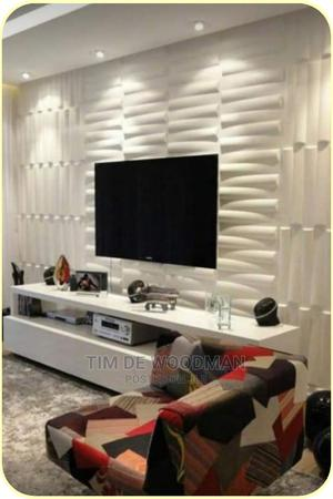 Television Stand With Shelves for Homes | Furniture for sale in Lagos State, Ikeja