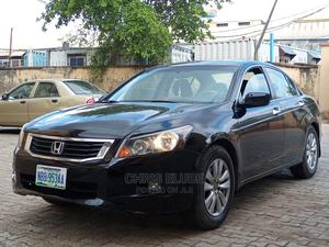 Honda Accord 2008 3.5 EX Automatic Black | Cars for sale in Abuja (FCT) State, Lokogoma