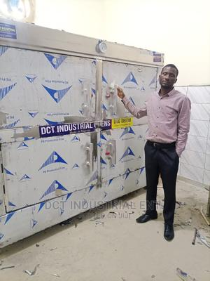 Industrial Bread Oven for Baking 200loaves (Gas) | Industrial Ovens for sale in Abuja (FCT) State, Central Business District