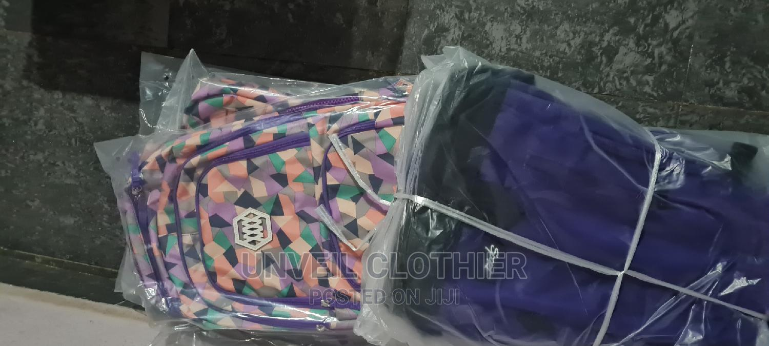 Archive: Teenagers Secondary School High Quality Backpack Bag- Large