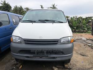 Long Toyota Hiace Bus, Container Body   Buses & Microbuses for sale in Lagos State, Amuwo-Odofin