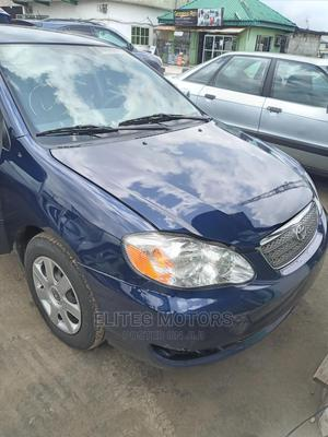 Toyota Corolla 2006 LE Blue   Cars for sale in Delta State, Uvwie