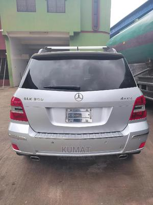 Mercedes-Benz GLK-Class 2011 350 4MATIC Silver | Cars for sale in Lagos State, Alimosho