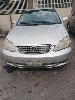 Toyota Corolla 2004 Sedan Automatic Gray | Cars for sale in Lagos State, Surulere