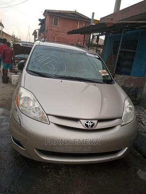 Toyota Sienna 2008 LE Gold | Cars for sale in Lagos State, Apapa