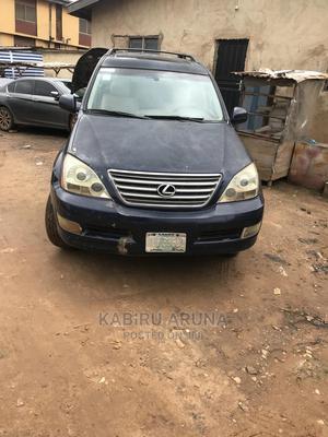 Lexus GX 2004 470 Blue | Cars for sale in Ogun State, Sagamu