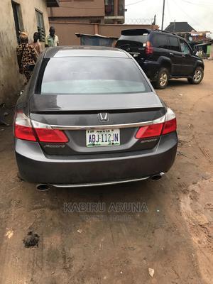 Honda Accord 2014 Gray | Cars for sale in Ogun State, Sagamu