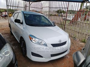 Toyota Matrix 2012 White | Cars for sale in Lagos State, Isolo