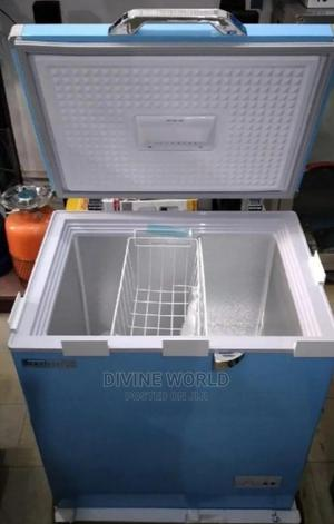 Scanfrost 150ltr Deep Freezer (SFL-150) Super Cooling | Kitchen Appliances for sale in Lagos State, Ojo