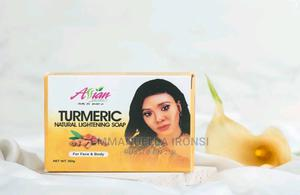 Turmeric Natural Lightening Soap | Skin Care for sale in Lagos State, Ogba