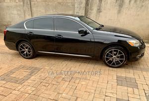 Lexus GS 2006 Black | Cars for sale in Abuja (FCT) State, Garki 2